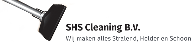 SHS Cleaning B.V. logo